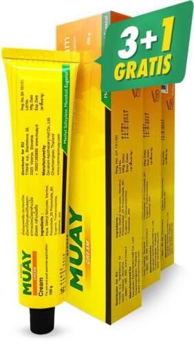 boxe Crema Namman Muay analgesica 3+1 GRATIS muay thai #1 pre//post esercizio