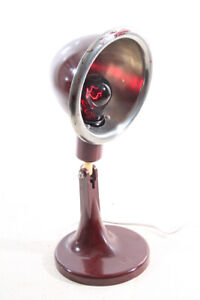 Old-Heimsonne-Infrared-Color-Light-Therapy-Lamp-GDR-Red-Light-Light
