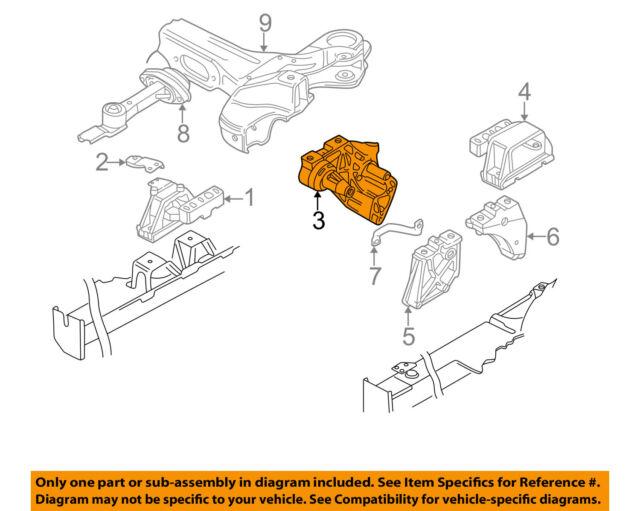 mk 4 vw jetta golf gti 1 8 t engine mounting bracket motor mount 2005 Malibu Engine Diagram vw volkswagen oem 99 05 jetta engine motor transmission side support 038199207h