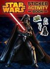 Star Wars Sticker Activity Book by Scholastic Australia (Paperback, 2014)