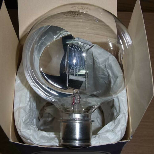 Fischer 500 Watt 220 Volt Philips Projektorlampe 437C//01 500W P28S 220V Dr