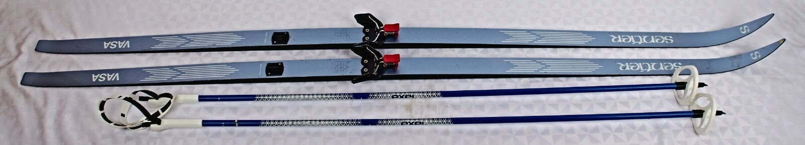 Sentier VASA SKI 190 cm with Bindings,Poles 135cm   sales online