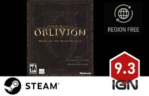Elder-Scrolls-Oblivion-GOTY-PC-Steam-Download-Key-FAST-DELIVERY