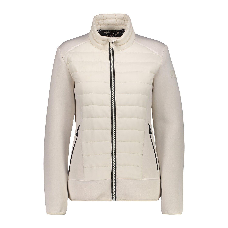 CMP Funktionsjacke Jacke WOMAN JACKET creme elastisch isolierend