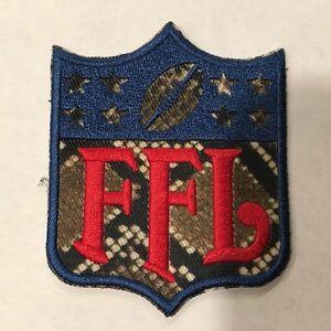7b382eba5 PYTHON SNAKE Fantasy Football FFL Patch for Jersey Trophy Champion ...