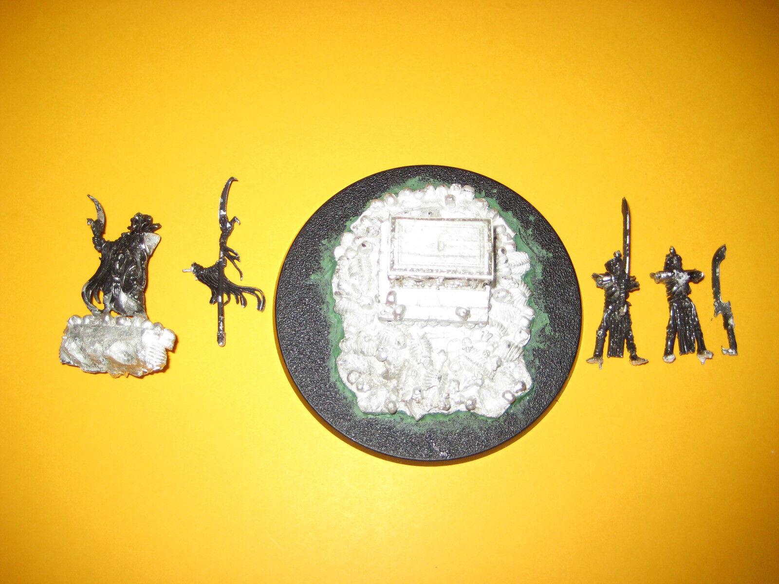 Tomba dei re-TOMB KINGS-casket of Souls-di carico delle anime dannate
