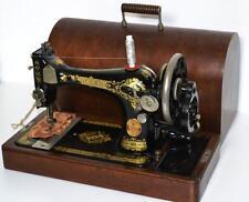 1920's Singer 28K Hand Crank Sewing Machine - FREE Shipping [PL3305]