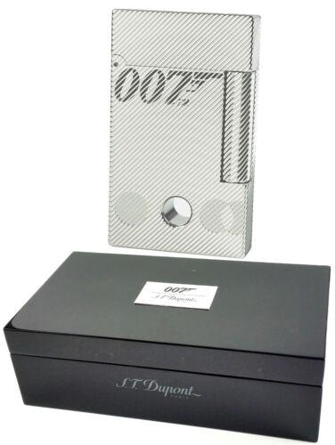 016317 Dupont 007 James Bond Line 2 Palladium Limited Edition Feuerzeug S.T
