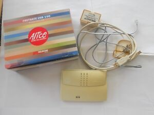 ALICE FASTRATE USB 100 DRIVER FOR WINDOWS 8