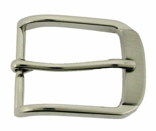 """Silver Metal Women Cowgirl Rodeo Fashion Pin Prong Belt Buckle 1 1//4/"""" 33 mm"""