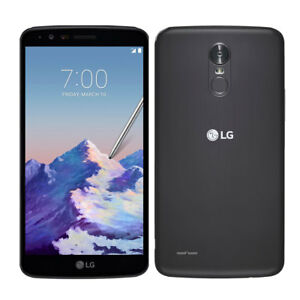 LG-Stylo-3-LS777-Sprint-Boost-Screen-16GB-Android-4G-LTE-Smartphone-Gray