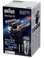Braun Series 9-9095cc Wet And Dry Shaver 2015 Brand Model