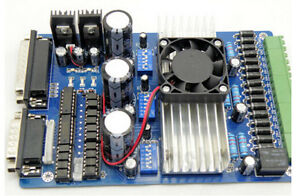 Quickbuying Unit CNC 3 Axis TB6560 Stepper Motor Driver Controller Board for Mach3 KCAM4 EMC2 36V TB6560 Mould Modules