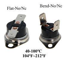 20~300℃ sensor KSD301//302 Temperature conrol Switch  10A 15A 16A 30A Thermostat