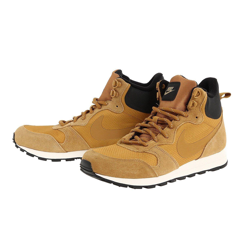 Men's Nike MD Runner 2 Mid Premium Basketball Shoes, 844864 700 Sizes 8.5-11 Whe