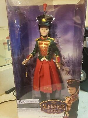 BARBIE Doll CLARA/'S SOLDIER UNIFORM Signature NUTCRACKER and the Four Realms TOY