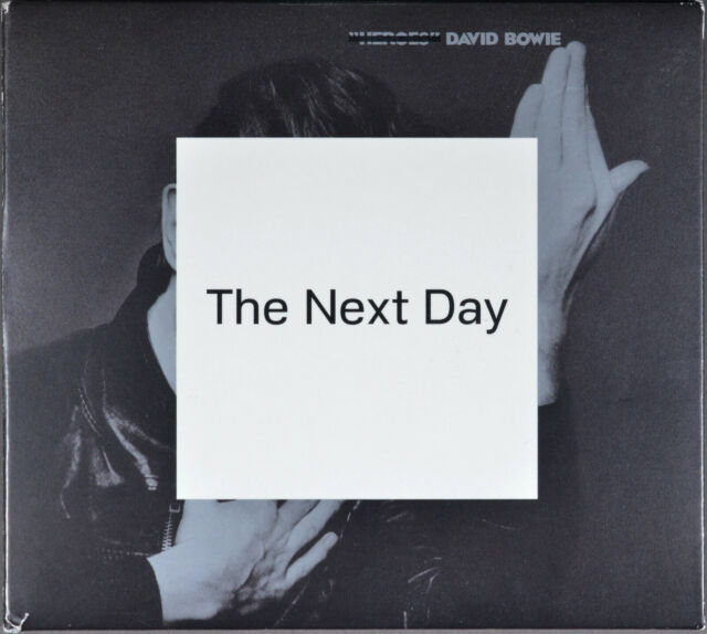 The Next Day [Deluxe Edition] by David Bowie [US Import - ISO Rec. 2013] - MINT