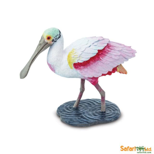 Safari Ltd 100262 Flamingo 8,5 cm Serie Flügel der Erde Neuheit 2018