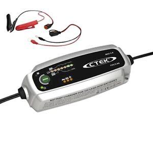 ctek mxs 3 8 batterie ladeger t 12v charger f r motorrad. Black Bedroom Furniture Sets. Home Design Ideas