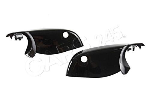 Genuine Mirror Lower Housing Section Pair BMW Alpina Hybrid 7L B6 51167266379
