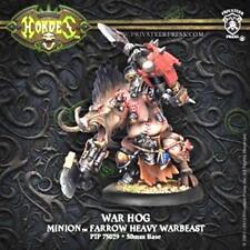 Warmachine Hordes BNIB - Minion Farrow War Hog 75029