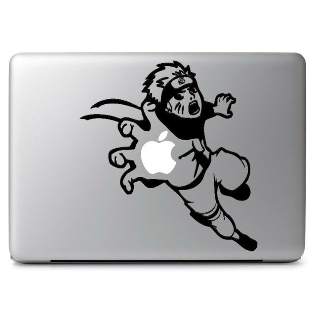 "Naruto Vinyl Sticker Skin Decal for Apple Macbook Air & Pro 13"" 15"" 17"" Laptop"
