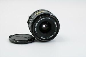 Objectif-Canon-FD-mount-28mm-1-2-8-Japan-422057