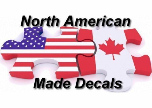 """2 Bullet 500 Vinyl 7/"""" Motorcycle Decals For Royal Enfield Tank Toolbox Stickers"""