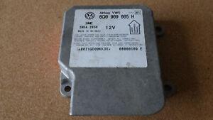 Airbag Steuergerät, Skoda Fabia 6Y, Teile Nummer 6Q0 909 605 H