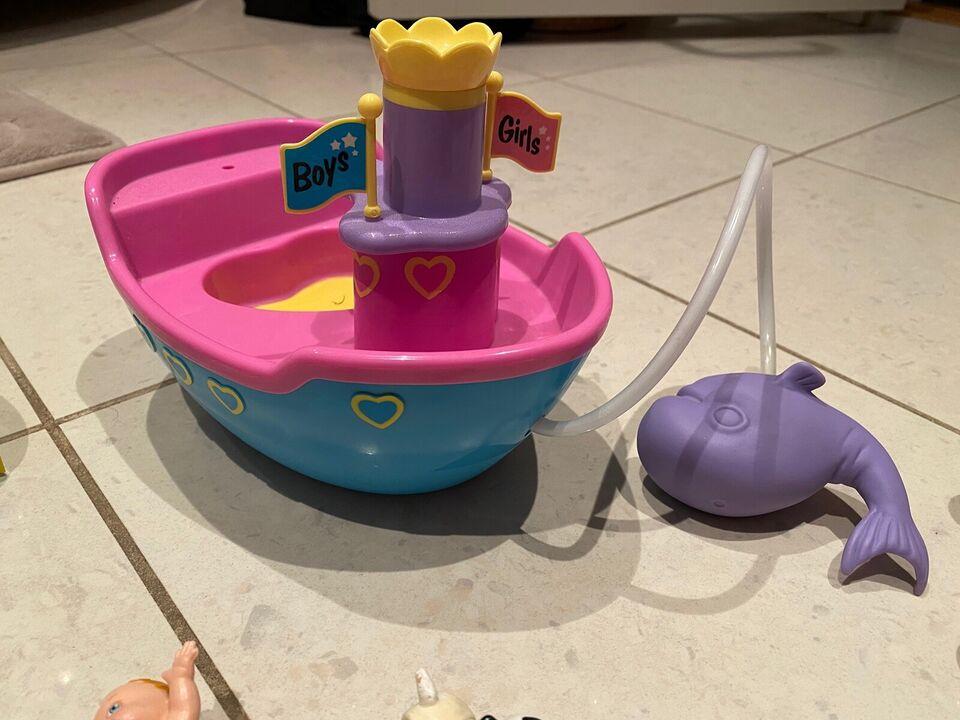Badelegetøj, Babyer, dyr
