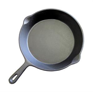 """Nomad Fonte Poêle/Poêle à frire 10"""" idéal pour feu de camp, barbecue ou cuisinière  </span>"""