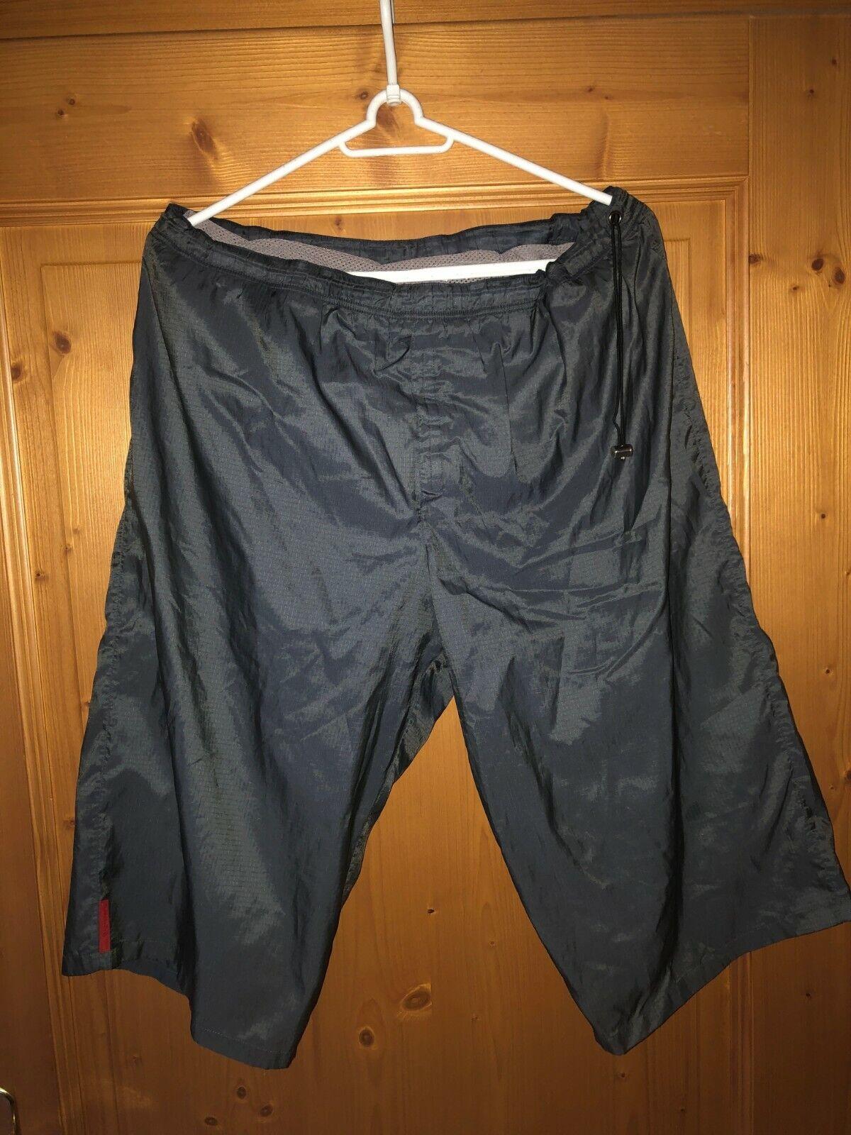 Original Prada Pantalones 48  M Corto Hecho en Italia Swim Trunks L Milano Swim  mejor calidad