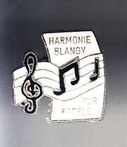 RARE-PINS-PIN-039-S-MUSIQUE-FANFARE-HARMONIE-CLE-DE-SOL-BLANGY-BRESLE-76-BB