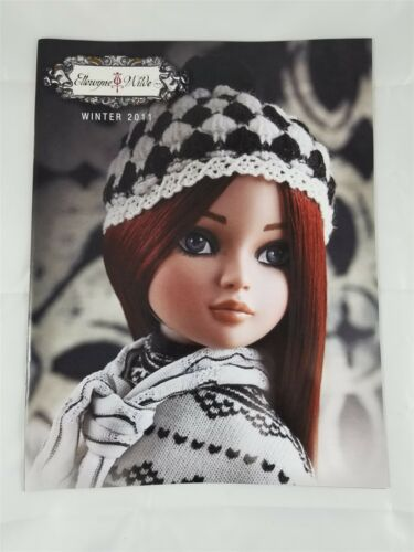 Tonner Wilde Imagination Ellowyne Wilde Evangeline Ghastly Winter 2011 Catalog