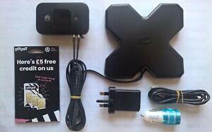 Motorhome-Caravan-mobile-Wi-Fi-kit-v5-Huawei-E5577-Mi-Fi-Panorama-MIMO-antenna