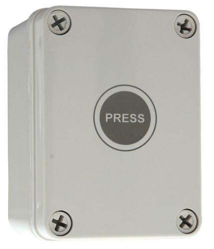 PRO ELEC 16A Electronic Outdoor Time Delay Push Switch IP66