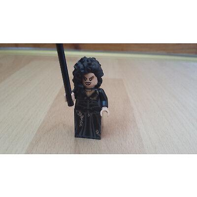"Lego Harry Potter Figur ""Bellatrix Lestrange"" RARE 4840"