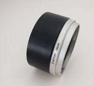 Canon-T-60-2-60mm-Metal-Lens-Hood-for-85mm-f-1-8-135mm-f-2-5-200mm-f-2-5-FL