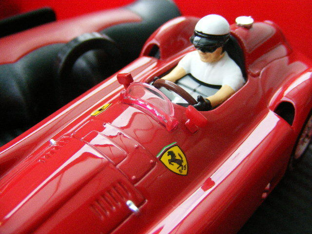 Carrera Digital 132 30634 Limited Edition Ferrari D50 Prove Reims 1956 Cooooool