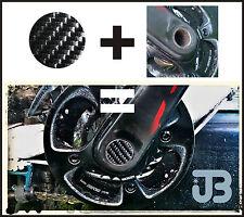 JOllify Carbon Cover Deckel Abdeckkappe Kurbel Pressfit Hollowtech MTB DH Enduro