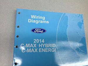 2014 Ford C-Max Hybrid C-Max Energi Electrical Wiring ...