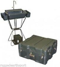 Military Portable Self Contained Water Heater Field Surgical Concession Sink