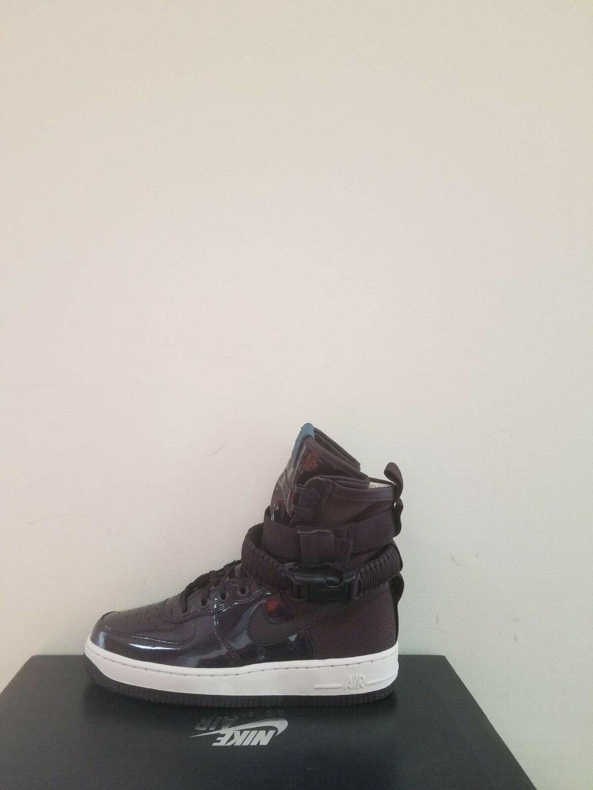 Neuf Nike Femmes Sf Air Force 1 Soi Premium Chaussures Pointure 9.5 Nib