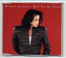 Michael Jackson Maxi-CD Will You Be There - 4-track CD - epic 659222 2