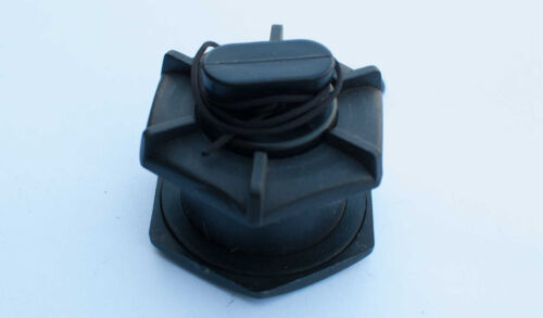 """Assembly for  1/""""  Transoms RIB Drain plug for inflatable boats"""