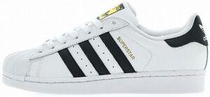 adidas superstar cuoio bianco nero oro fondazione pack hip hop