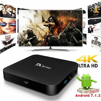 TX3PRO Android 7.1.2 Quad Core Amlogic S905W 4K H.265 TV BOX Media player HDMI
