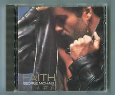 George Michael cd FAITH Limited Picture Disc Edition Epic 11-track EPC 460000 9