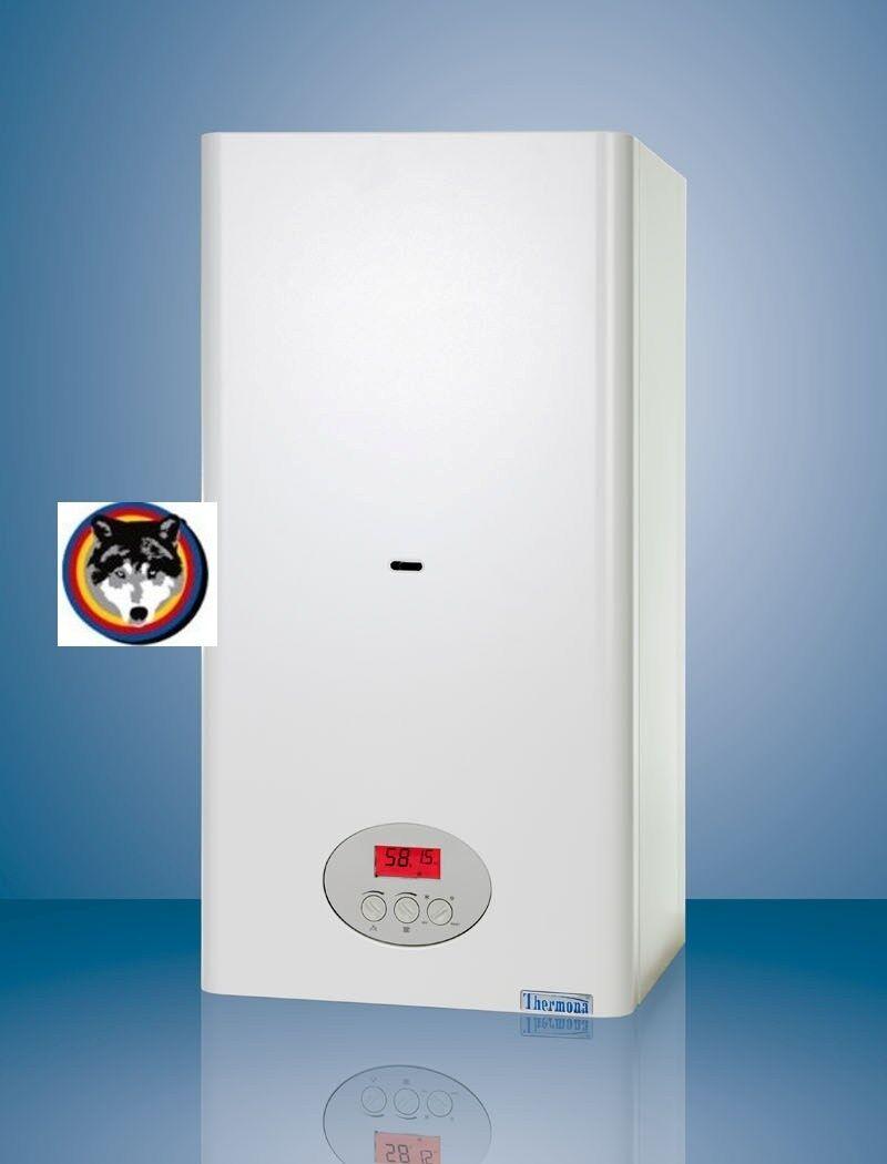 Kombitherme Gastherme Wandtherme 28 kW CLN Wasser+Heizung erdgas