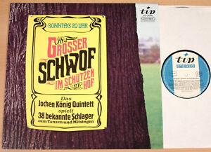 JOCHEN-KONIG-QUINTETT-Grosser-Schwof-im-Schuetzenhaus-TIP-LP-NEU-MINT
